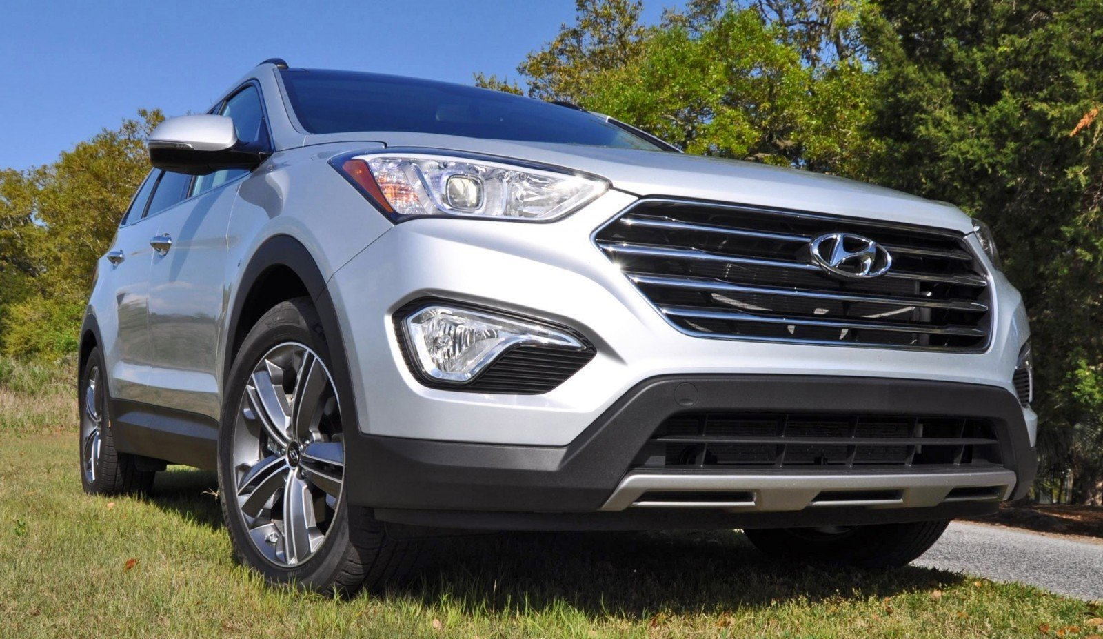 2015 Hyundai Santa Fe LWB Ultimate 41
