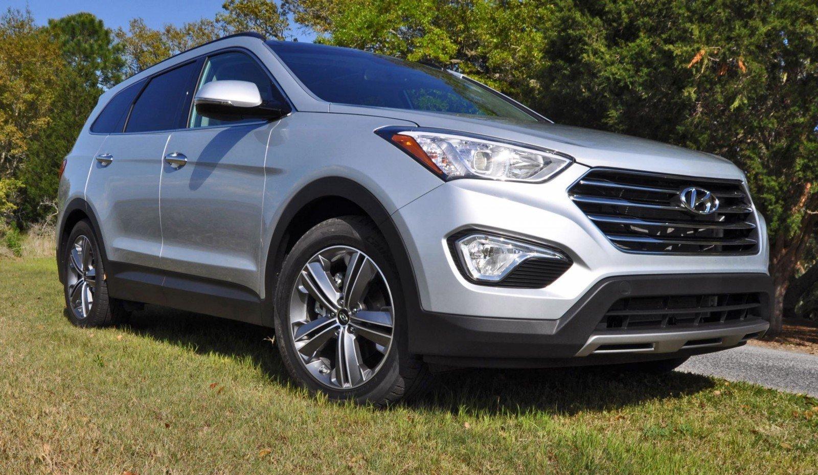 2015 Hyundai Santa Fe LWB Ultimate 43