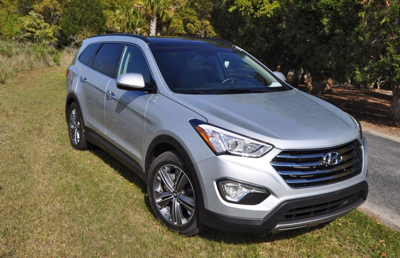 2015 Hyundai Santa Fe LWB Ultimate 45