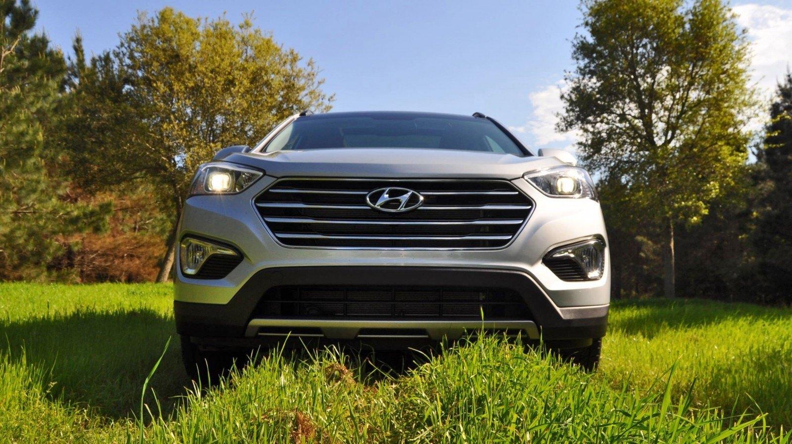 2015 Hyundai Santa Fe LWB Ultimate 56