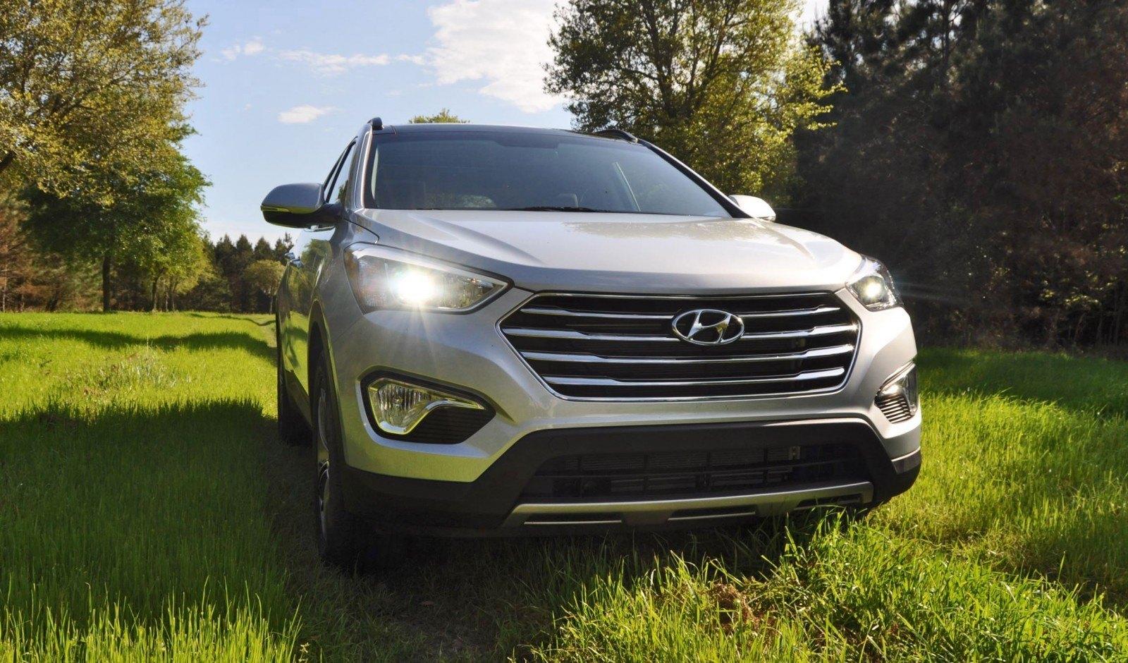 2015 Hyundai Santa Fe LWB Ultimate 57