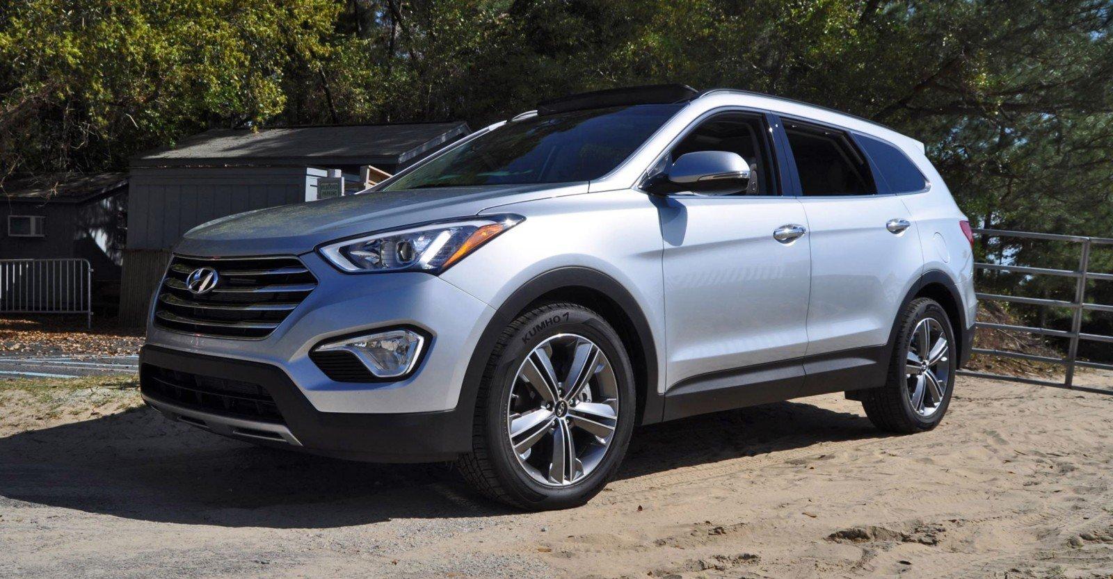2015 Hyundai Santa Fe LWB Ultimate 6