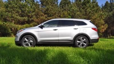 2015 Hyundai Santa Fe LWB Ultimate 61