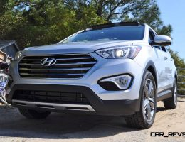 Road Test Review – 2015 Hyundai Santa Fe LWB Ultimate