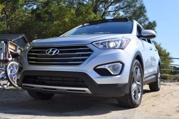 Road Test Review – 2015 Hyundai Santa Fe LWB Ultimate