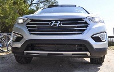 2015 Hyundai Santa Fe LWB Ultimate 8