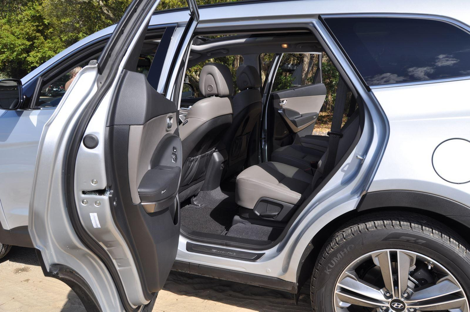 2015 Hyundai Santa Fe LWB Ultimate - Interior Photos 1
