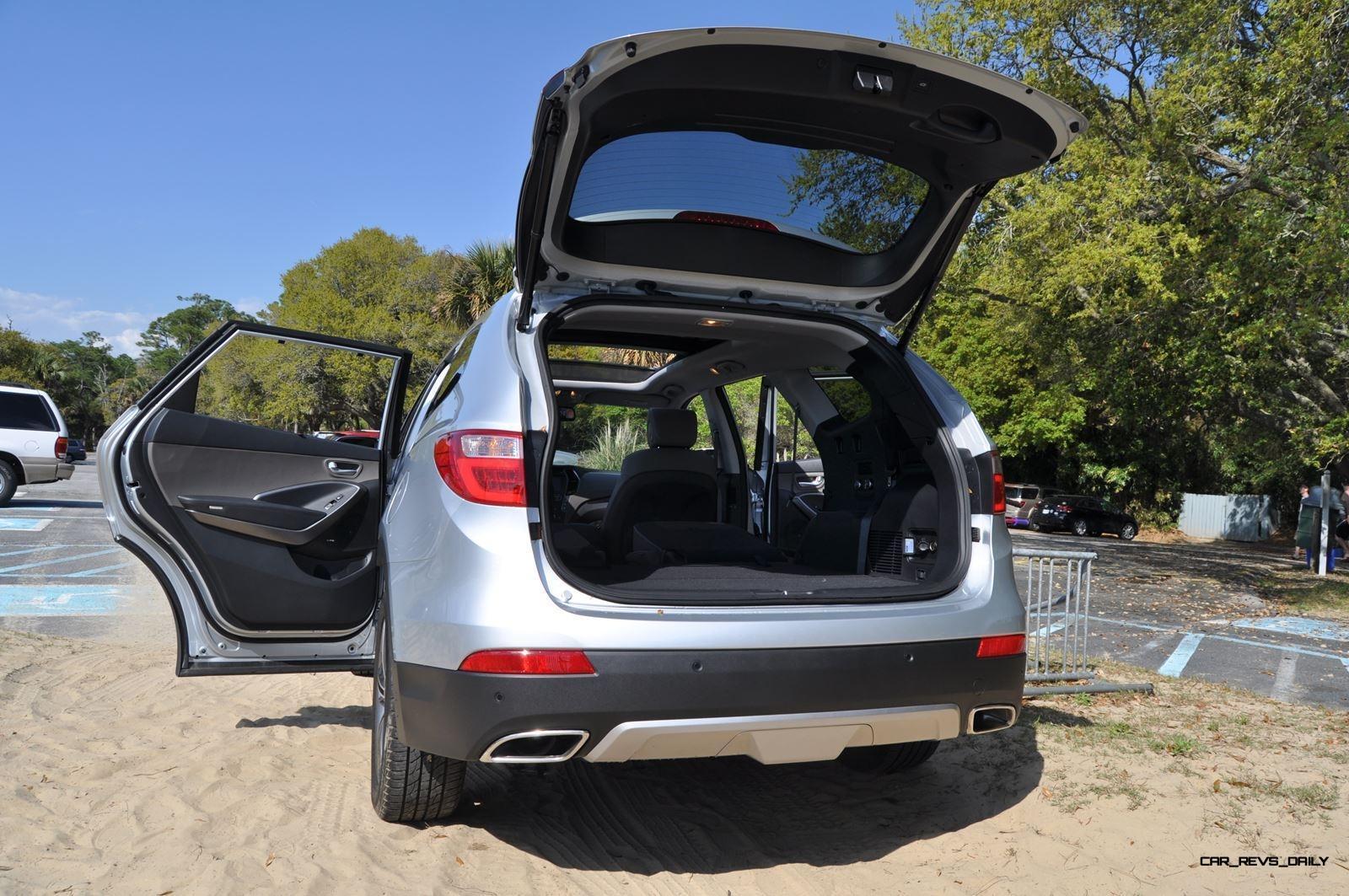2015 Hyundai Santa Fe Lwb Ultimate Interior Photos 15