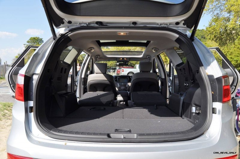 2015 Hyundai Santa Fe LWB Ultimate - Interior Photos 16