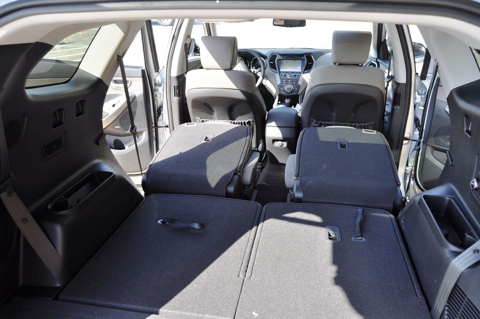 2015 Hyundai Santa Fe LWB Ultimate - Interior Photos 17