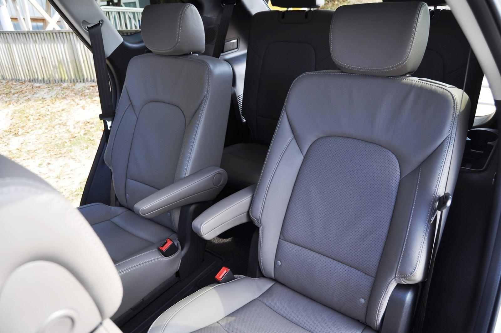 2015 Hyundai Santa Fe LWB Ultimate - Interior Photos 3