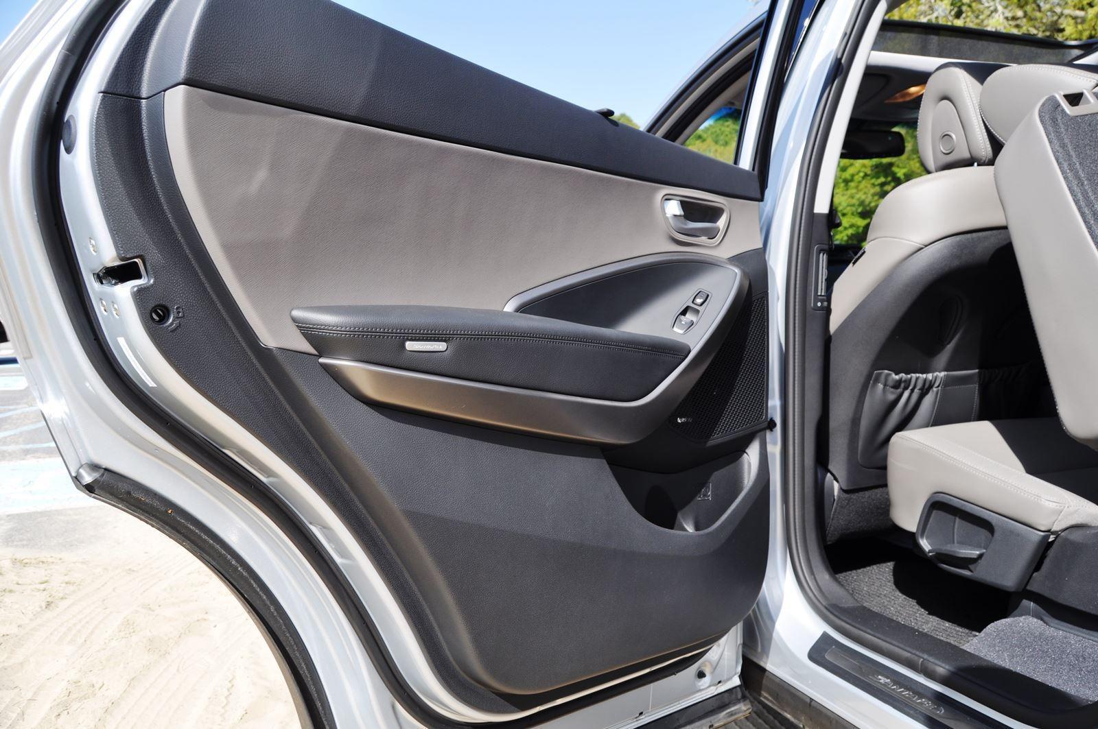 2015 Hyundai Santa Fe LWB Ultimate - Interior Photos 6