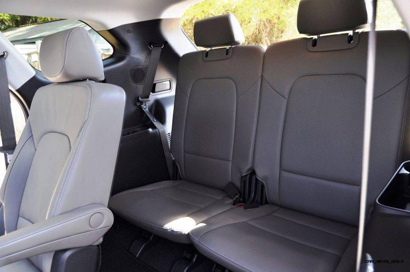 2015 Hyundai Santa Fe LWB Ultimate - Interior Photos 8