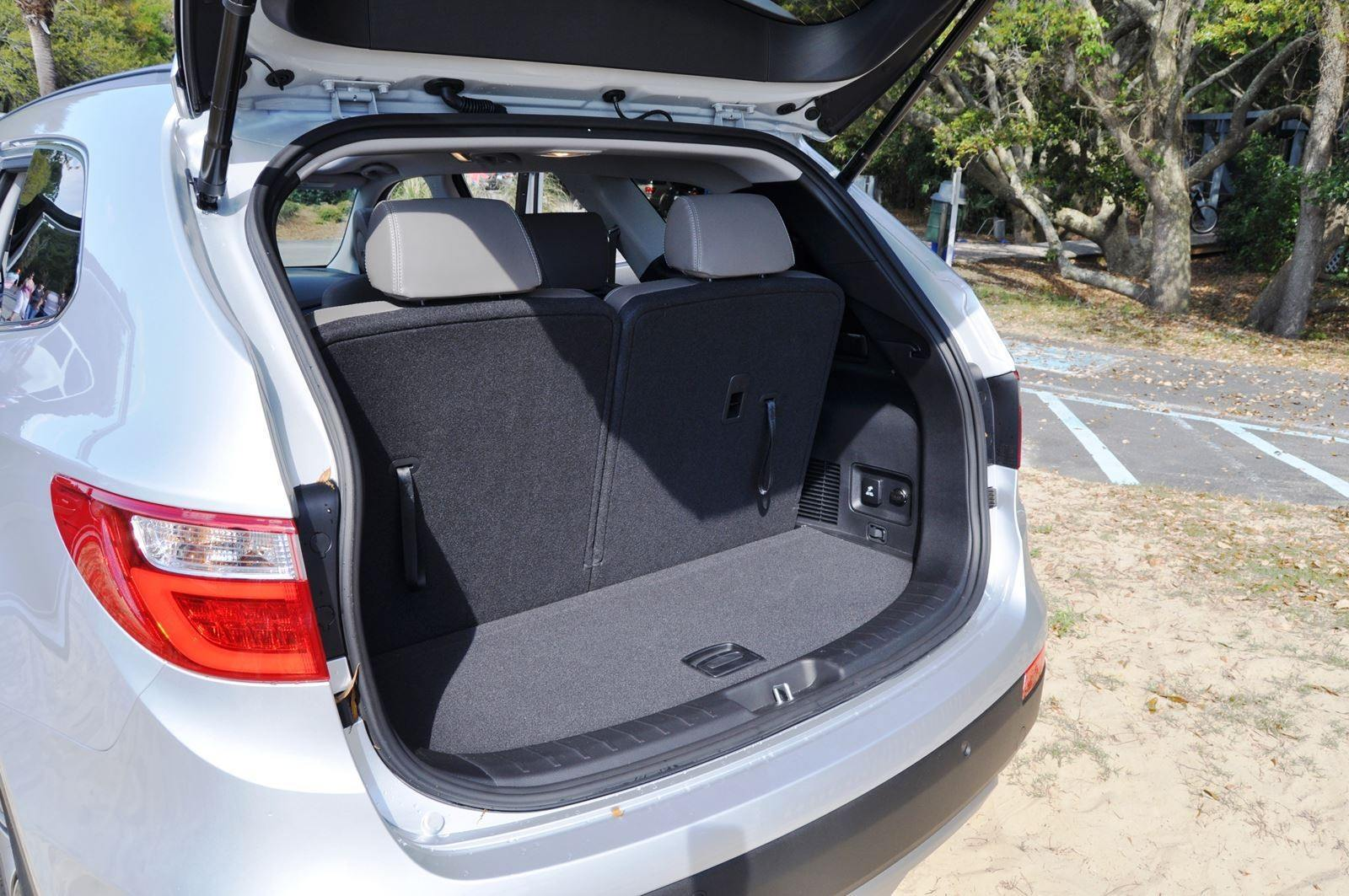 2015 Hyundai Santa Fe LWB Ultimate - Interior Photos 9