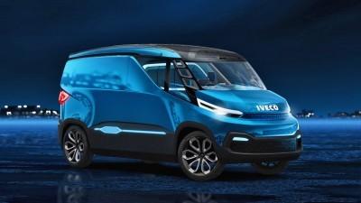 2015 IVECO Vision Concept Van 1