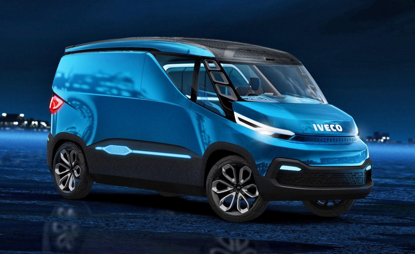 2015 IVECO Vision Concept Van 10