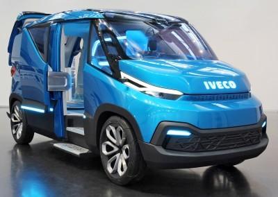 2015 IVECO Vision Concept Van 15