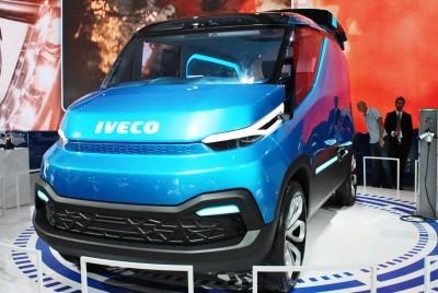 2015 IVECO Vision Concept Van 19