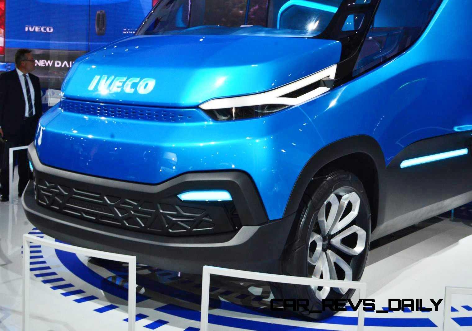 2015 IVECO Vision Concept Van 23