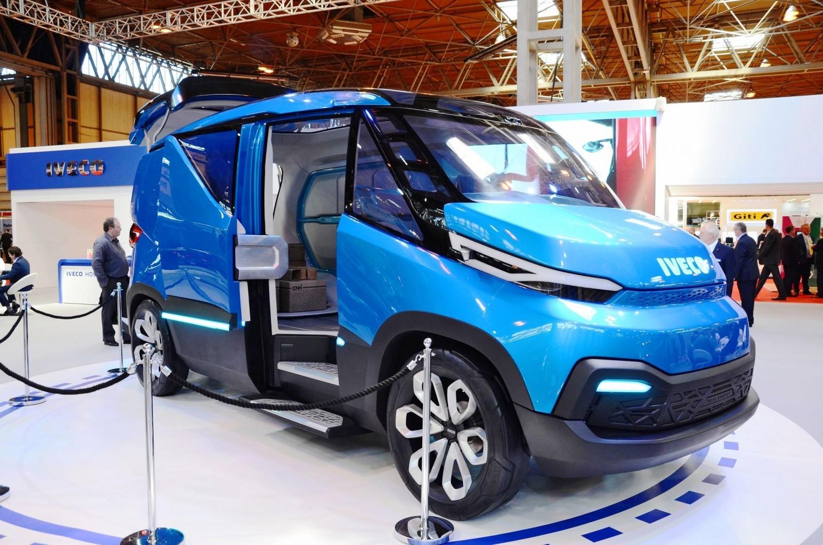 2015 IVECO Vision Concept Van 5