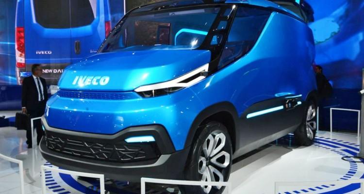2015 IVECO Vision Concept Van 6