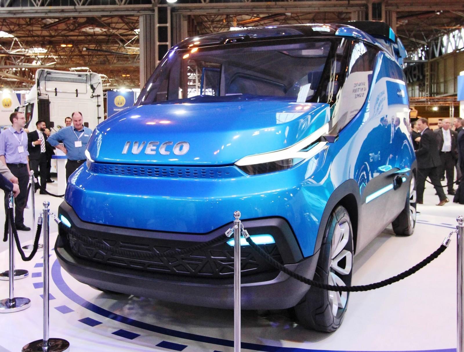 2015 IVECO Vision Concept Van 7