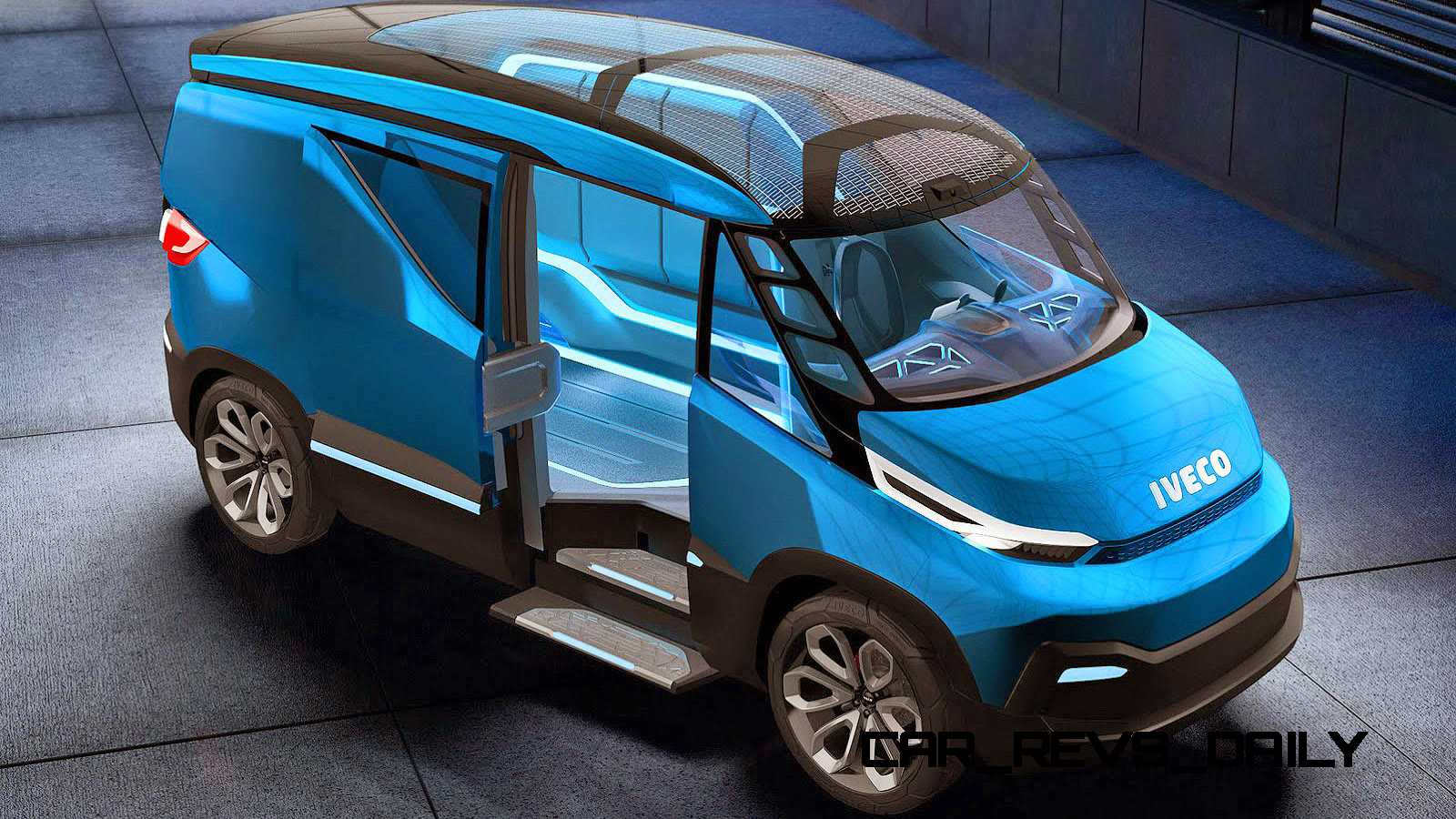 2015 IVECO Vision Concept Van 8