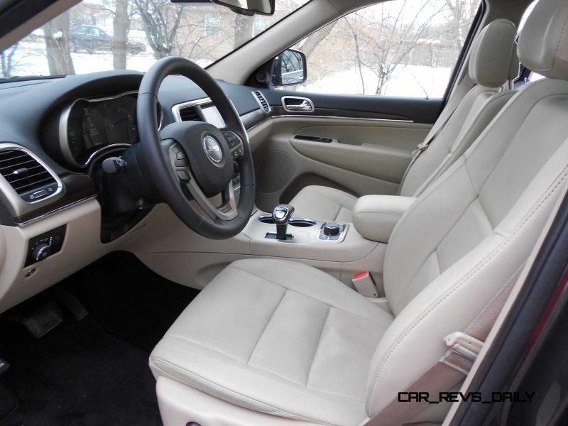2015 Jeep Grand Cherokee Limited 4x4 13