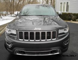 Road Test Review – 2015 Jeep Grand Cherokee Limited 4×4 with Ken Glassman