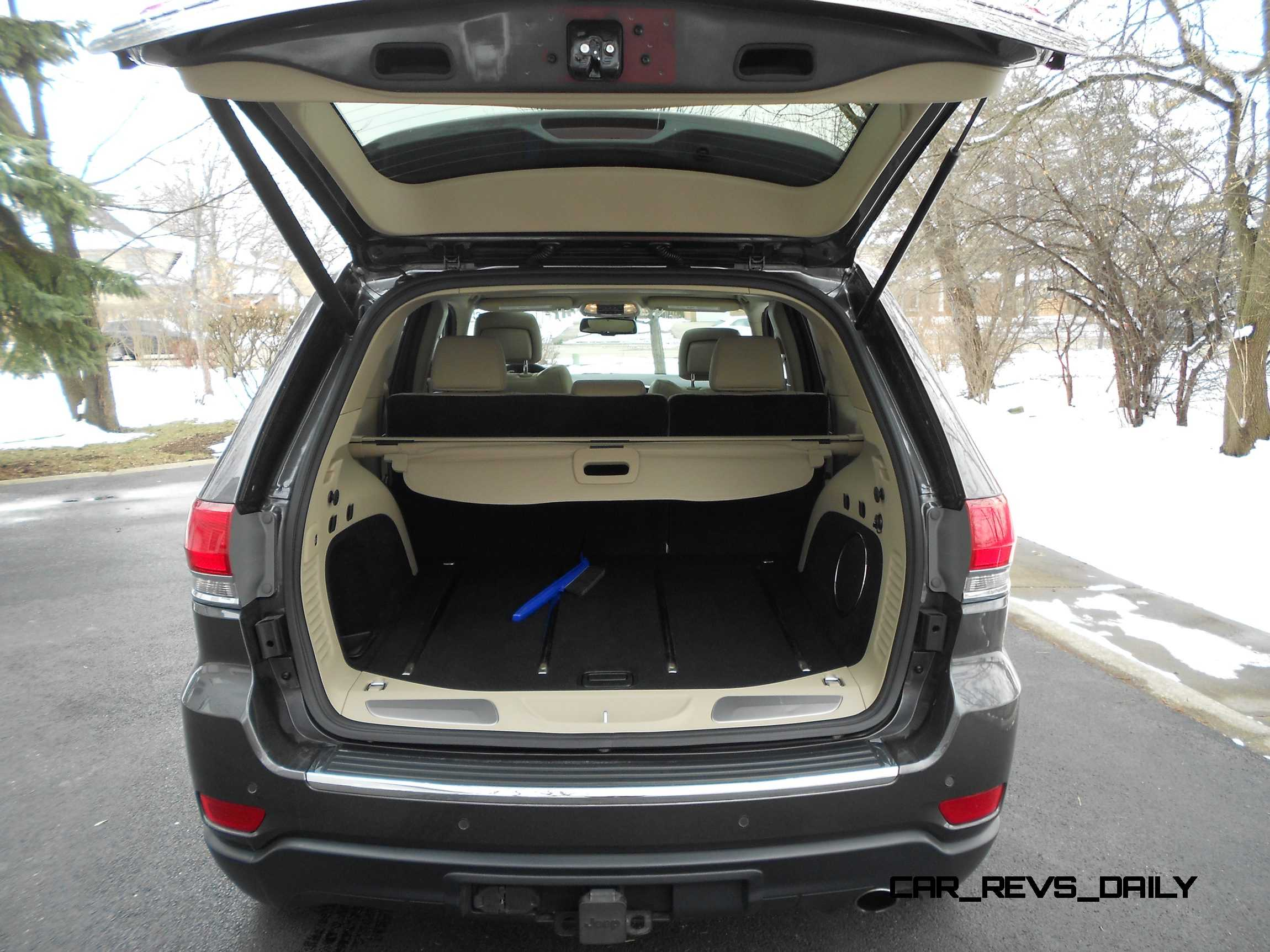 2015 jeep grand cherokee limited 4x4 9 car revs. Black Bedroom Furniture Sets. Home Design Ideas