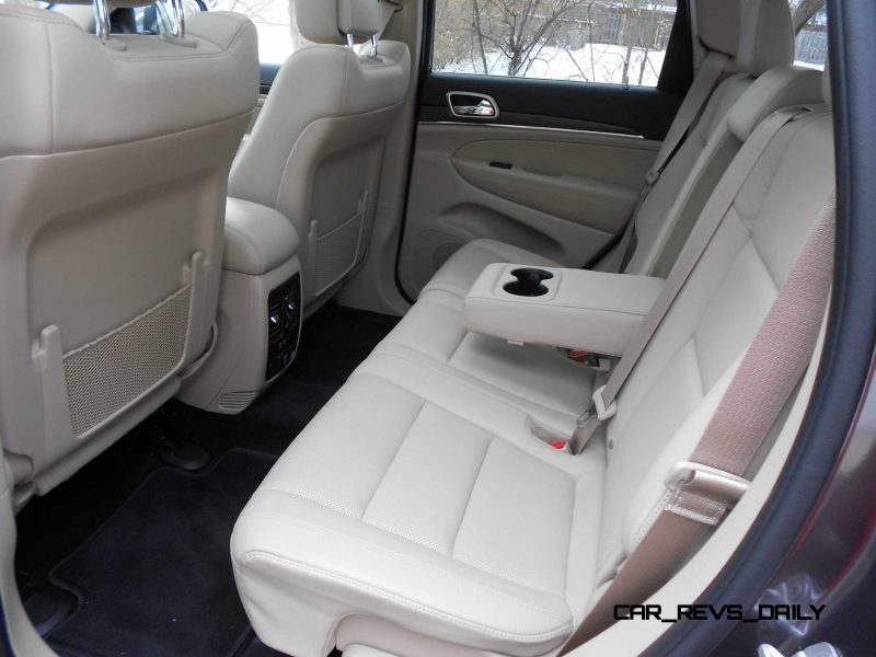 2015 Jeep Grand Cherokee Limited 4x4 7