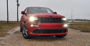 2015 Jeep Grand Cherokee SRT  12
