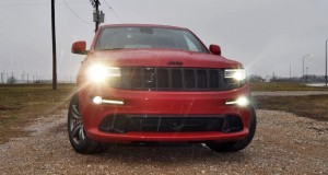 2015 Jeep Grand Cherokee SRT 13