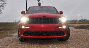 2015 Jeep Grand Cherokee SRT 14