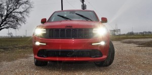 2015 Jeep Grand Cherokee SRT 15