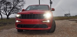 2015 Jeep Grand Cherokee SRT 16