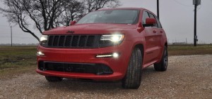 2015 Jeep Grand Cherokee SRT 17