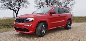 2015 Jeep Grand Cherokee SRT  20