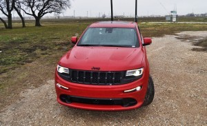 2015 Jeep Grand Cherokee SRT  22