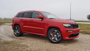 2015 Jeep Grand Cherokee SRT 28