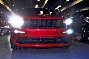 2015 Jeep Grand Cherokee SRT  3