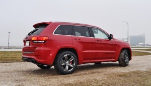 2015 Jeep Grand Cherokee SRT 31
