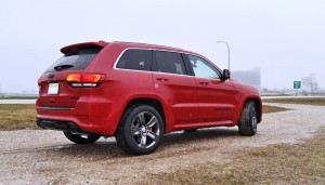 2015 Jeep Grand Cherokee SRT 32