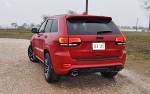 2015 Jeep Grand Cherokee SRT 39