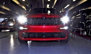 2015 Jeep Grand Cherokee SRT  4