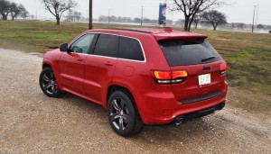 2015 Jeep Grand Cherokee SRT 40