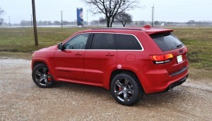 2015 Jeep Grand Cherokee SRT  42
