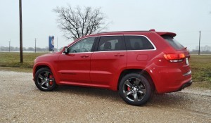 2015 Jeep Grand Cherokee SRT  43