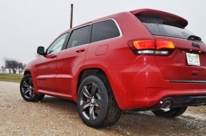 2015 Jeep Grand Cherokee SRT 44