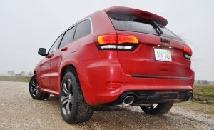 2015 Jeep Grand Cherokee SRT 45